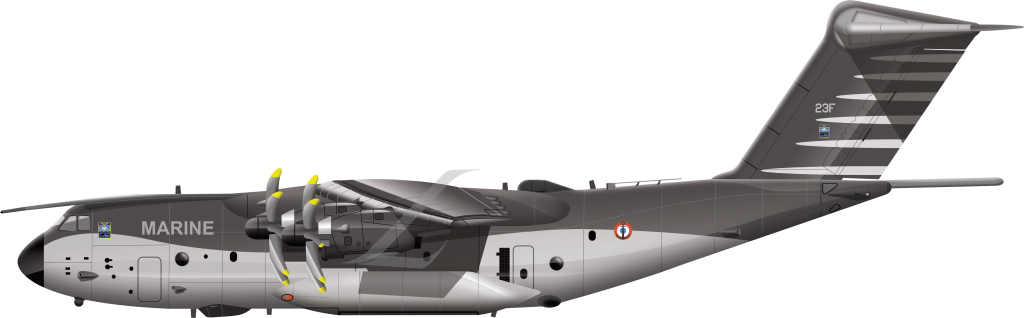 A400M maritime patrol french navy